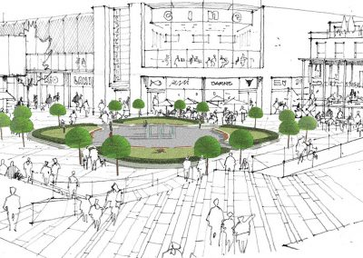 East Square Urban Garden | Basildon