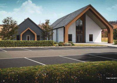 Fladbury Crematorium | Worcestershire