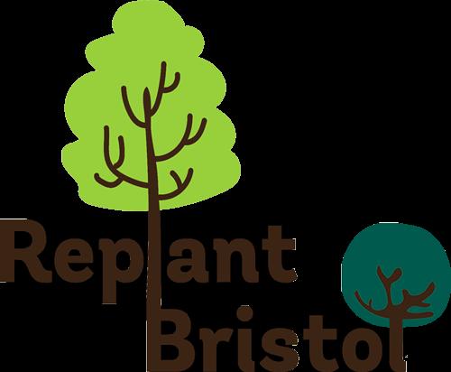 Replant Bristol Logo