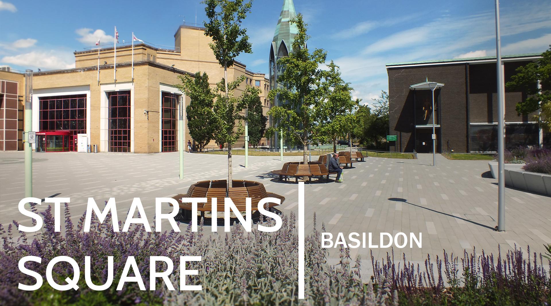 St Martins Square, Basildon